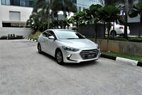 Certified Pre-Owned Hyundai Elantra 1.6A GLS S | Cars and Coffee Singapore