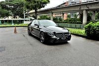 Certified Pre-Owned Mercedes-AMG E43 4MATIC | Cars and Coffee Singapore