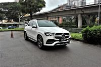 Certified Pre-Owned Mercedes-Benz GLE300d AMG 4MATIC | Cars and Coffee Singapore