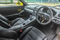 Certified Pre-Owned Porsche Cayman GT4 3.8M | Cars and Coffee Singapore