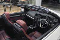 Certified Pre-Owned Mercedes-Benz E250 CGI Cabriolet | Cars and Coffee Singapore