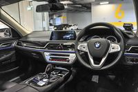 Certified Pre-Owned BMW 725d | Cars and Coffee Singapore