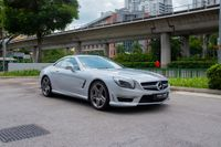 Certified Pre-Owned Mercedes-AMG SL63 | Cars and Coffee Singapore