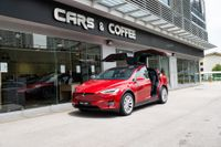 Certified Pre-Owned Tesla Model X 75D | Cars and Coffee Singapore