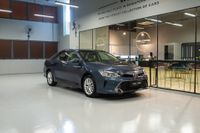 Certified Pre-Owned Toyota Camry 2.5A | Cars and Coffee Singapore
