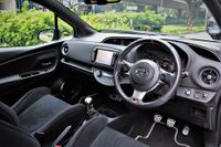 Certified Pre-Owned Toyota Yaris GRMN 1.8M | Cars and Coffee Singapore