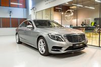 Certified Pre-Owned Mercedes-Benz S500L | Cars and Coffee Singapore