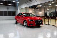 Certified Audi A3 Sedan 1.0 | Cars and Coffee Singapore