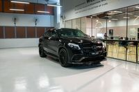 Certified Pre-Owned Mercedes-Benz GLE43 Coupe AMG 4MATIC   Cars and Coffee Singapore