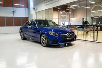 Certified Pre-Owned Mercedes-Benz C200 AMG Premium | Cars and Coffee Singapore