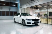 Certified Pre-Owned BMW 540i M-Sport | Cars and Coffee Singapore