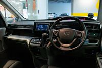 Certified Pre-Owned Honda Stepwagon 1.5 G Welcab | Cars and Coffee Singapore