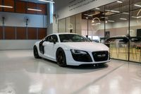 Certified Pre-Owned Audi R8 4.2 Quattro   Cars and Coffee Singapore