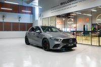 Certified Pre-Owned Mercedes-AMG A35 4MATIC | Cars and Coffee Singapore