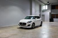 Certified Pre-Owned Suzuki Swift Hybrid 1.2 RS   Cars and Coffee Singapore