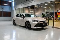 Certified Pre-Owned Toyota Camry Hybrid 2.5 Ascent | Cars and Coffee Singapore