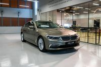 Certified Pre-Owned BMW 520i | Cars and Coffee Singapore