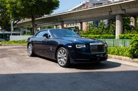 Certified Pre-Owned Rolls-Royce Dawn   Cars and Coffee Singapore