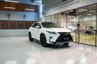 Certified Pre-Owned Lexus RX200t Luxury Sunroof   Cars and Coffee Singapore