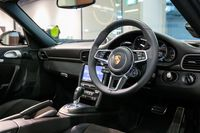 Certified Pre-Owned Porsche 911 Carrera Cabriolet 3.6   Cars and Coffee Singapore