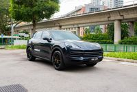 Certified Pre-Owned Porsche Cayenne S | Cars and Coffee Singapore