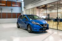 Certified Pre-Owned Nissan Note 1.2 | Cars and Coffee Singapore
