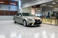 Certified Pre-Owned Lexus IS200T Executive   Cars and Coffee Singapore