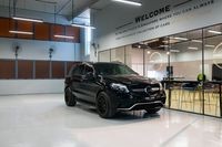 Certified Pre-Owned Mercedes-Benz GLE43 AMG 4MATIC Premium | Cars and Coffee Singapore