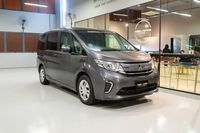 Certified Pre-Owned Honda Stepwagon 1.5A G Welcab   Cars and Coffee Singapore