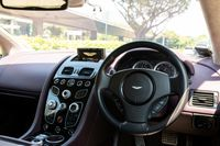 Certified Pre-Owned Aston Martin Rapide S   Cars and Coffee Singapore