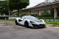 Certified Pre-Owned McLaren 600LT | Cars and Coffee Singapore