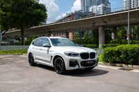Certified Pre-Owned BMW X3 xDrive30i M-Sport | Cars and Coffee Singapore