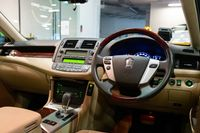 Certified Pre-Owned Toyota Crown 3.0   Cars and Coffee Singapore