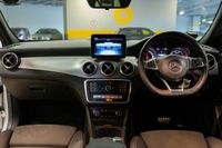 Certified Pre-Owned Mercedes-Benz GLA180 AMG | Cars and Coffee Singapore