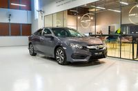 Certified Pre-Owned Honda Civic 1.6A VTi | Cars and Coffee Singapore