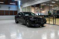 Certified Pre-Owned Mercedes-Benz E220d Sport   Cars and Coffee Singapore