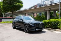 Certified Pre-Owned Mercedes-AMG GLC43 4MATIC | Cars and Coffee Singapore