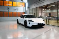 Certified Pre-Owned Porsche Taycan Electric 4S   Cars and Coffee Singapore