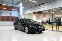 Certified Pre-Owned Mercedes-Benz E200 Avantgarde | Cars and Coffee Singapore