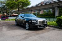 Certified Pre-Owned Rolls-Royce Ghost | Cars and Coffee Singapore