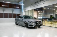 Certified Pre-Owned Mercedes-Benz E250 Edition E   Cars and Coffee Singapore