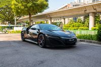 Certified Pre-Owned Honda NSX Hybrid 3.5A V6   Cars and Coffee Singapore