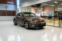 Certified Pre-Owned Volkswagen Beetle 1.2 Sunroof   Cars and Coffee Singapore