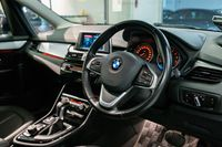 Certified Pre-Owned BMW 216i Gran Tourer | Cars and Coffee Singapore