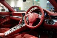 Certified Pre-Owned Porsche 911 Carrera S Cabriolet 3.8 | Cars and Coffee Singapore