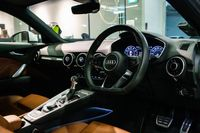 Certified Pre-Owned Audi TT 2.0 Quattro   Cars and Coffee Singapore