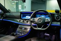 Certified Pre-Owned Mercedes-Benz E43 AMG 4MATIC | Cars and Coffee Singapore