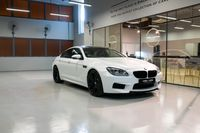 Certified Pre-Owned BMW M6 Gran Coupe | Cars and Coffee Singapore