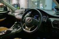 Certified Pre-Owned Lexus NX300h Executive | Cars and Coffee Singapore