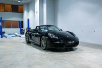 Certified Pre-Owned Porsche 718 Boxster | Cars and Coffee Singapore